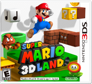 super mario 3d land box art 300x274 Deals & Sales Nintendo Announces Price Cuts For Five 3DS Games
