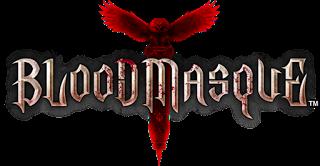 bloodmasque logo E3 2013 Bloodmasque (iOS) Logo, Screenshots, Trailer, & Press Release
