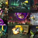 hyrule warriors screenshot collage 3 150x150 Hyrule Warriors (WU) Concept Art & Screenshots