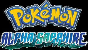 pokemon alpha sapphire logo 300x169 Pokémon Omega Ruby & Pokémon Alpha Sapphire (3DS) Secret Bases Trailer