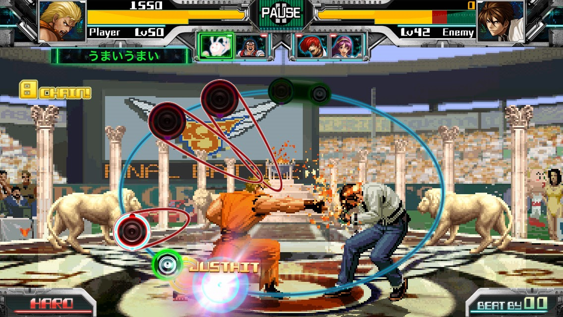 Image result for the-rhythm-of-fighters-screen-3