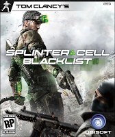 tom clancys splinter cell blacklist box art Tom Clancys Splinter Cell: Blacklist Various Impressions