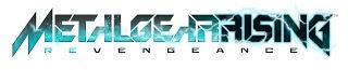 metal gear rising revengeance logo Europe Metal Gear Rising: Revengeance Blade Wolf DLC Release Date & Price