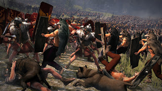 rome total war ii screenshot 1 Total War: Rome II Logo & Screenshots