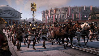 rome total war ii screenshot 4 Total War: Rome II Logo & Screenshots
