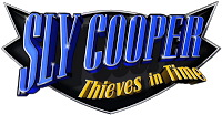sly cooper thieves in time logo Sly Cooper: Thieves In Time Logo & Costumes Trailer