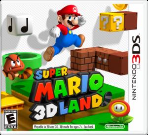 super mario 3d land box art 300x274 Deals & Sales Nintendo Announces Price Cuts For Five 3DS Games