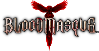 bloodmasque logo E3 2013 Bloodmasque (iOS) Logo, Screenshots, Trailer, & Press Release