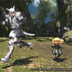 ffxi dqx ffxiv crossover screen 4 150x150 Final Fantasy XI, Dragon Quest X, & Final Fantasy XIV Crossover Screenshots & Details