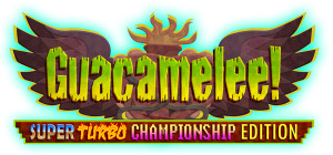 guacamelee super turbo championship edition logo 300x140 Guacamelee! Super Turbo Championship Edition (Multi) Logo, Release Date, & Details