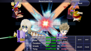 img 0642 300x169 Final Fantasy IV: The After Years (AND & iOS) Screenshots & Press Release