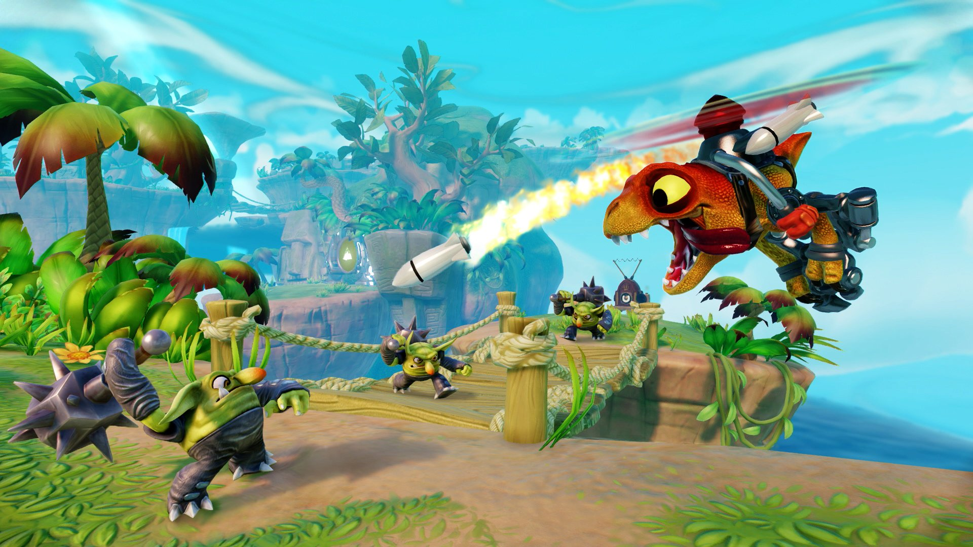 Image result for E3 2013 - Skylanders SWAP Force (Multi-Platform) - Logo, Wii U Box Art, Screenshot, & Figure Image