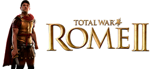 rome total war ii logo Total War: Rome II Logo & Screenshots
